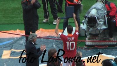 Torino-Roma 3-1: Totti 250 gol con la Roma, Salah gara nr 50 in giallorosso